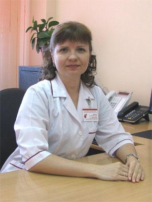 Войнова Татьяна Николаевна